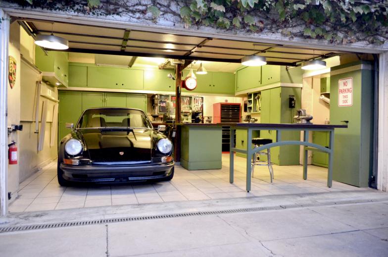 Garáž by mala poskytovať komfort pre vaše auto