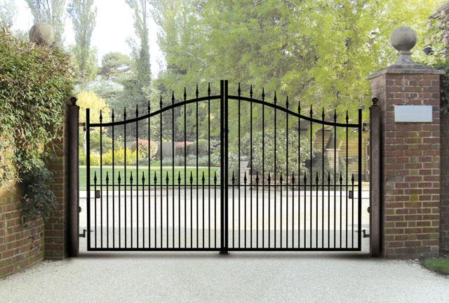 Spoľahlivá brána do domu