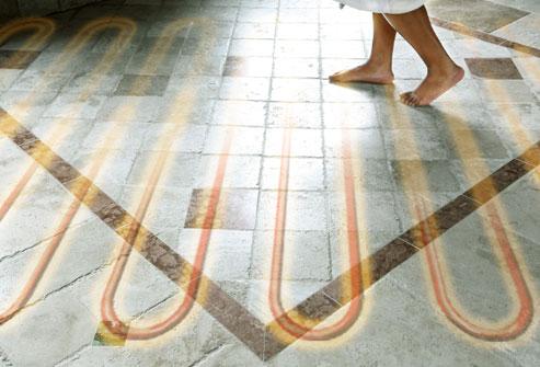 Aké zvoliť podlahové vykurovanie?