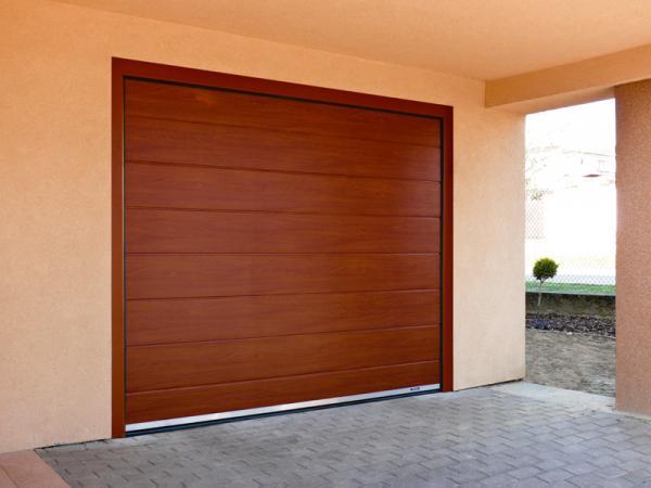 Štýlová garážová brána